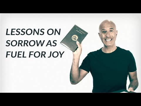 Lessons On Sorrow As Fuel For Joy | Robin Sharma