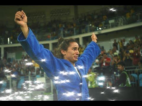 Majlinda Kelmendi - Queen Of Judo