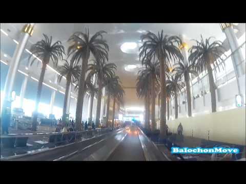 Dubai International Airport Terminal 3 - (Home of Emirates)