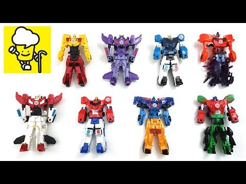 Transformer Robots in Disguise Combiner Force Crach Combiners toys ランスフォーマー 變形金剛 Primestrong