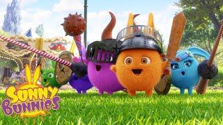 SUNNY BUNNIES   IL TEAM ULTIMATE   Cartoni animati divertenti per bambini   WildBrain