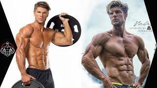 【筋トレ】超美しい、男の理想体型、Mark Robinson