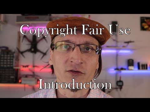 Copyright attorney introduces Fair Use (just the basics)