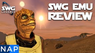 Why Play STAR WARS GALAXIES in 2019? SWG Legends Emu Review
