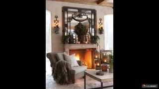 видео Электрокамин в интерьере гостиной