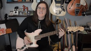 Squier Paranormal Series Cyclone Demo and Review