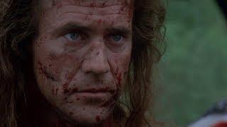✅Храброе Сердце (1995). Уильям Уоллес мстит за свою жену (4к)✅