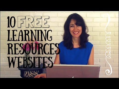 10 FREE Homeschool Teaching Resources Websites Preschool to Grade 12