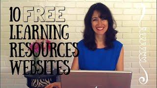 10 FREE Homeschool Teaching Resources Websites Preschool to Grade 12