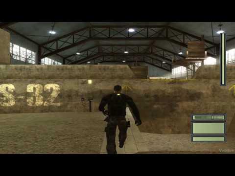 "Splinter Cell PART-1 ""Cia Training Camp, Virginia"" (dgVoodoo2, PC)"