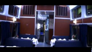 Amtrak Prototype Viewliner Dining Car