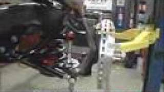 1971 Olds S71 Front Suspension V8TV-Video