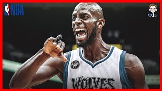 [Kevin Garnett 2] NBA Fighter's Brain That was Eaten Up by Competitiveness