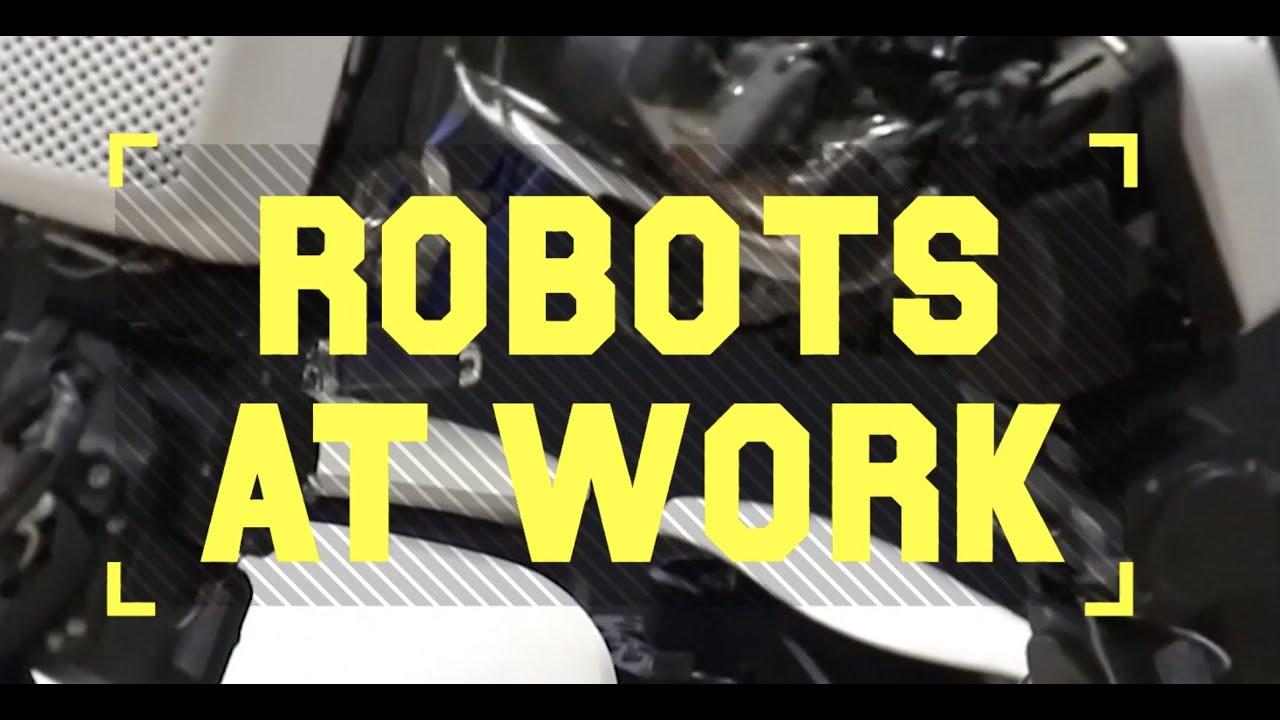 Robots at Work: SlothBot