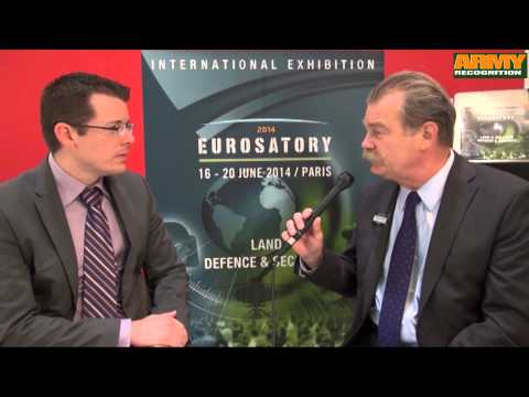 Interview of Patrick Colas des Francs : CEO of Eurosatory