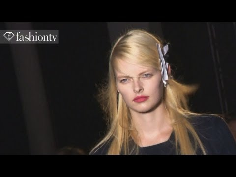 First Look - Rue Du Mail Spring/Summer 2013 | Paris Fashion Week | FashionTV