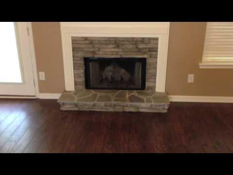 Laminate Flooring in a Living Room