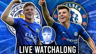 Leicester City Vs Chelsea Live Watch Along! - Can Leicester Make It To The Fa Cup Semi Finals? Hd