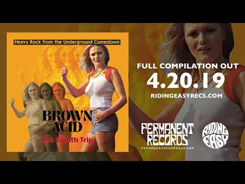 White Rock - Please Don't Run Away | Brown Acid - The Eighth Trip | RidingEasy Records Mp3