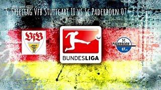 11.3.17 Vfb Stuttgart II vs Sc Paderborn 07