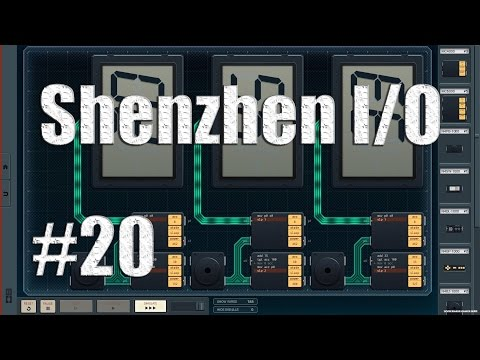 Let's Play SHENZHEN IO #20 - Cryptocurrency Deposit Terminal