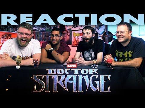Doctor Strange Official Trailer 2...