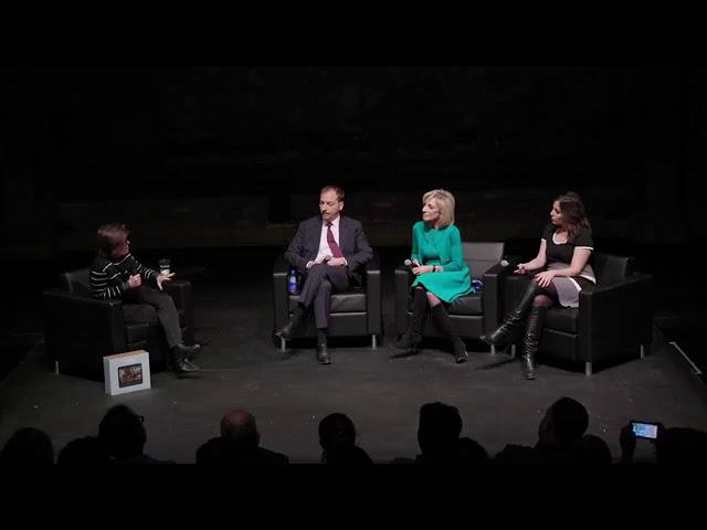 NBCs Chuck Todd, Andrea Mitchell, Hallie Jackson live with Kara Swisher