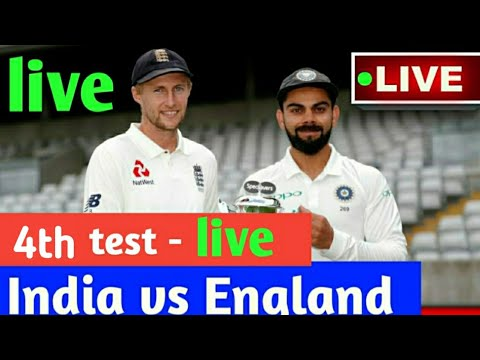 live - india vs england 4th test match, live cricket match today ind vs eng score