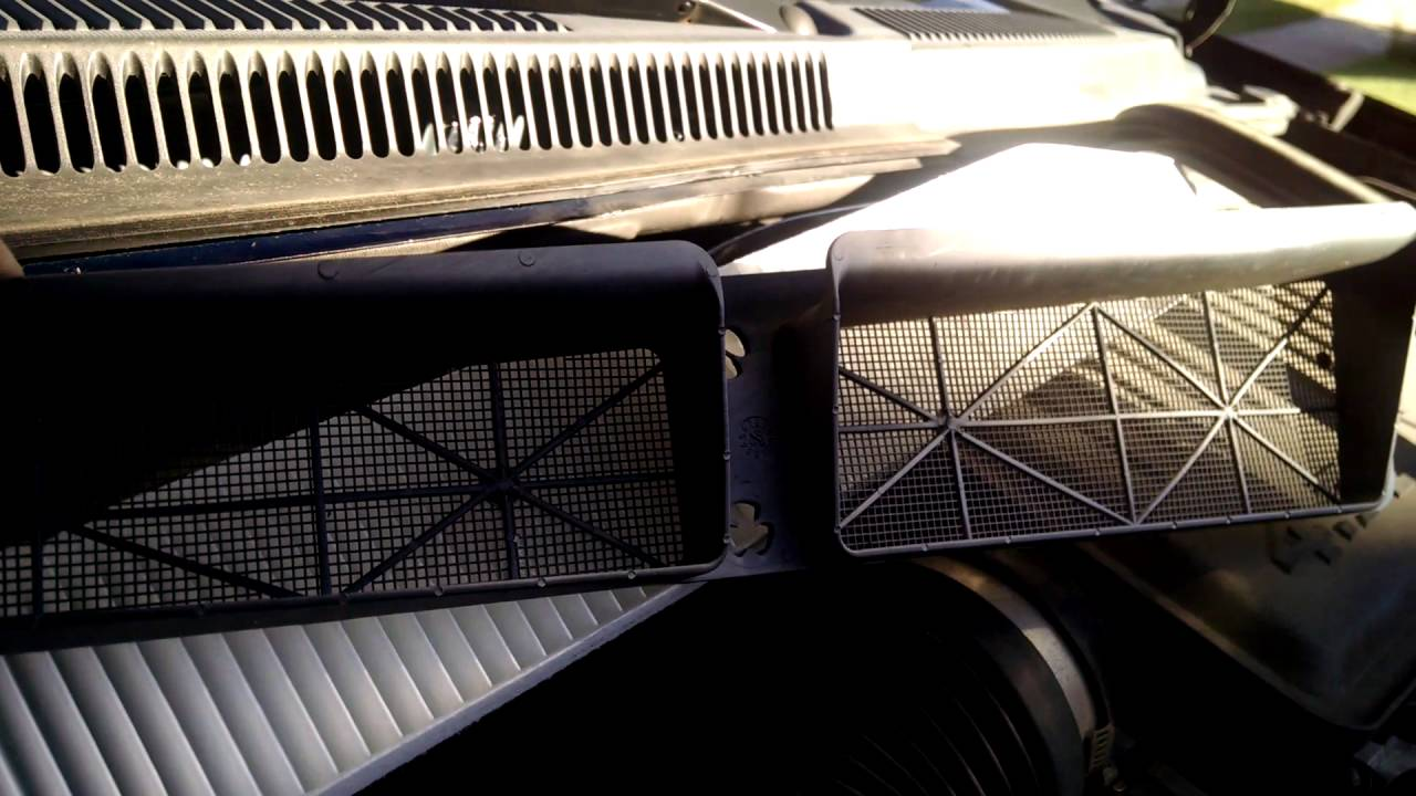 Maxresdefault on Jeep Grand Cherokee Cabin Air Filter Location