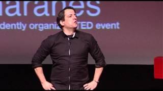 Os Portugueses e os Minhotos: João Seabra at TEDxVimaranes