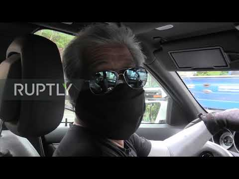 USA: San Francisco Uber Drivers React To New Order Classifying Them As Employees