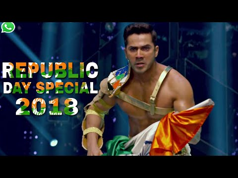 Republic Day 🇮🇳 Special Whatsapp Status | Happy Republic Day 2018 | Abcd 2 Vande Mataram Song