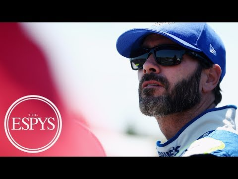 Jimmie Johnson Is Not Slowing Down | The ESPYS | ESPN