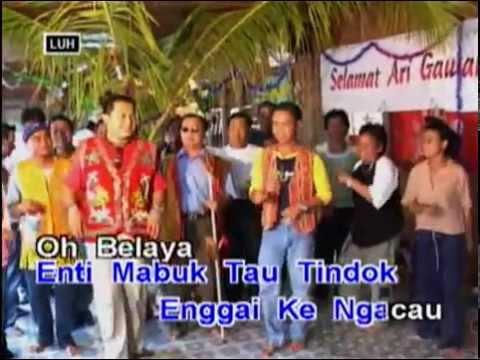 Bebiau Ari Gawai - Davney David & Ganning Hassan