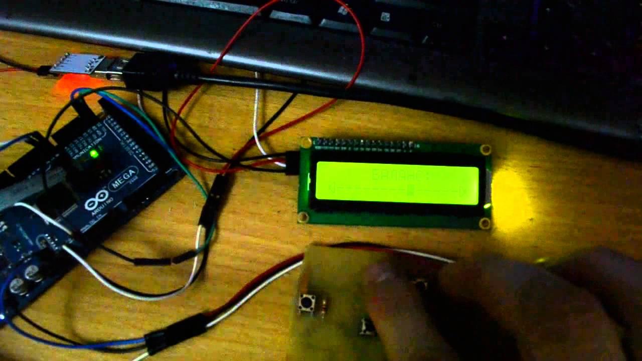 Программа управления темброблоком TDA7439 на Atmega328