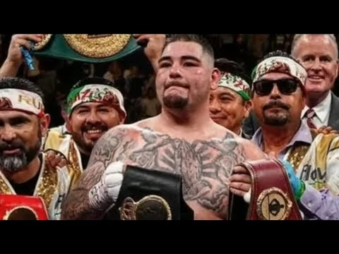 THE UNDENIABLE FACT ABOUT ANDY RUIZ