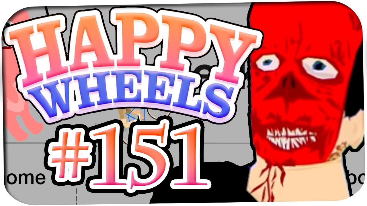 Happy Wheels Gameplay Let S Play 151 Totaljerkface