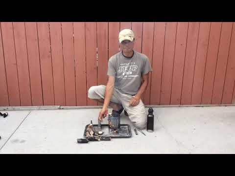 DIY Wood stove review