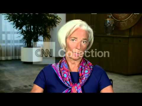 AMANPOUR: IMF'S LAGARDE ON INCOME INEQUALITY