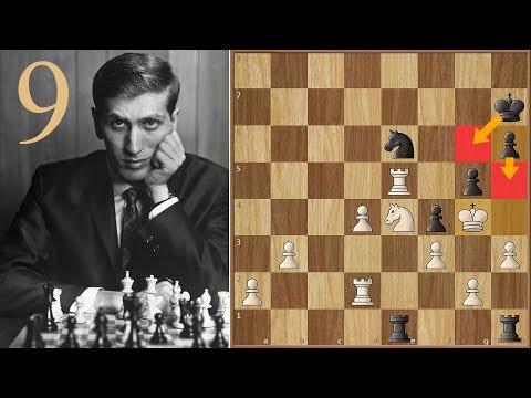 Bobby! BObby! BOBby!! BOBBY!!!   Fischer vs Petrosian   (1971)   Game 9