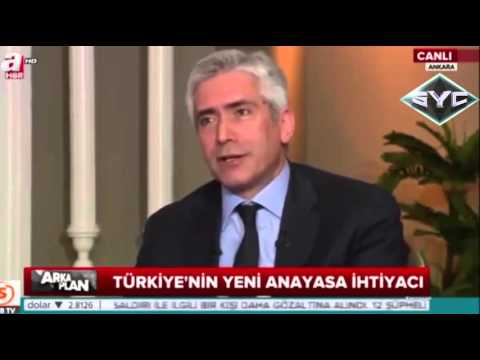 AKP Diyarbakır Milletvekili Galip Ensarioğlu - Yasama Bizde Yargı Bizde Yürütme Bizde
