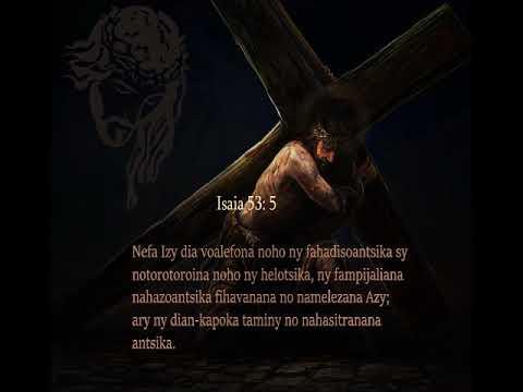 Fihirana ffpm 815 'Lay ora tao Getsemane