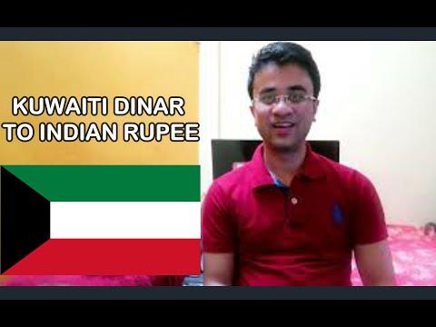 Kuwaiti Dinar to Indian Rupees - Kuwaiti Dinar Rate Today - Kuwait Banknotes
