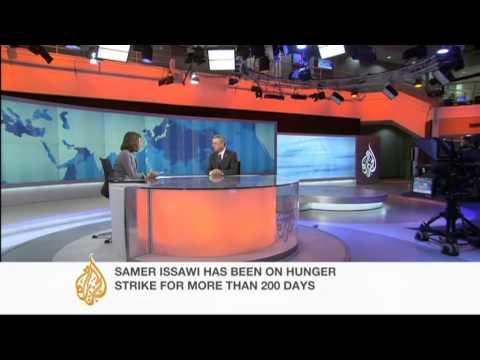 Mustafa Barghouti discusses Palestinian prisoners