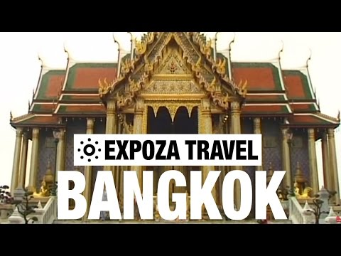 Bangkok (Thailand) Vacation Travel Video Guide