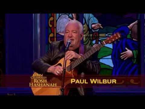CBN PASTOR PAUL WILBUR Rosh Hashanah Celebration