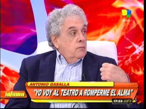 Antonio Gasalla criticó a Sin Codificar y Pablo y Pachu le respondieron