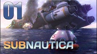 Subnautica - Professional Survival Man Survives Things