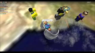 Lets Play: ROBLOX! - Hurrikan-Simulator!