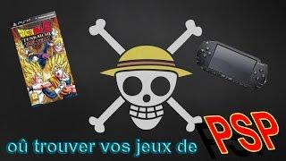 télécharger des jeux de PSP et PSvita gratuit